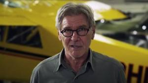 Harrison Ford - Living in the Age of Airplanes