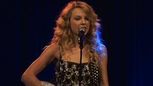 Taylor Swift CD Release Concert